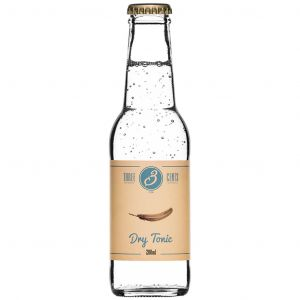 Three Cents Dry Tonic 200ml