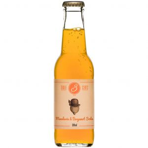 Three Cents Mandarin & Bergamot Soda 200ml