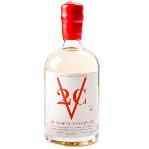 V2C Sloe Dutch Dry Gin 50cl