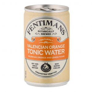 Fentimans Valencian Orange Tonic Water 150ml