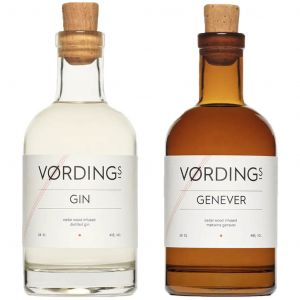 Vørdings Gift Pack 2 x 20cl