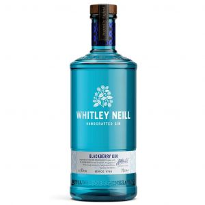 Whitley Neill Blackberry Gin 70cl
