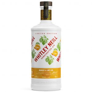 Whitley Neill Mango & Lime Gin 70cl