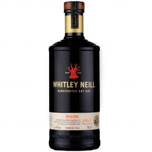 Whitley Neill Original Handcrafted Gin 1L