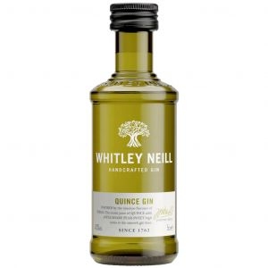 Whitley Neill Quince Gin Mini 5cl