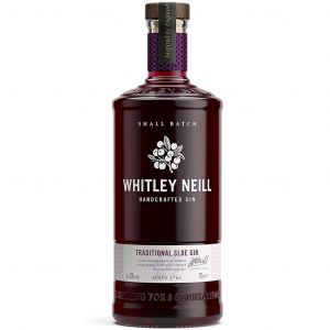 Whitley Neill Traditional Sloe Gin 70cl
