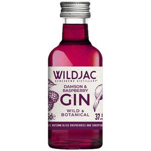 Wildjac Damson & Raspberry Gin Mini 5cl