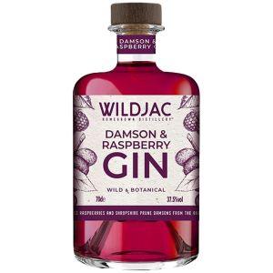 Wildjac Damson & Raspberry Gin 70cl
