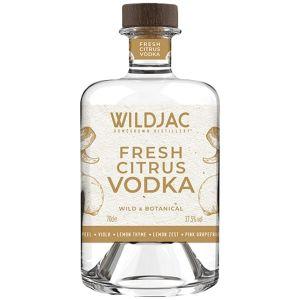 Wildjac Fresh Citrus Vodka 70cl
