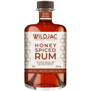 Wildjac Honey Spiced Rum 70cl