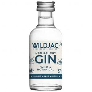 Wildjac Natural Dry Gin Mini 5cl