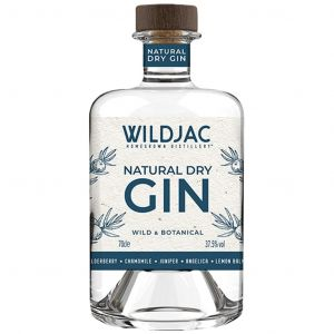 Wildjac Natural Dry Gin 70cl