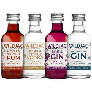 Wildjac Tasting Set 4 x 5cl