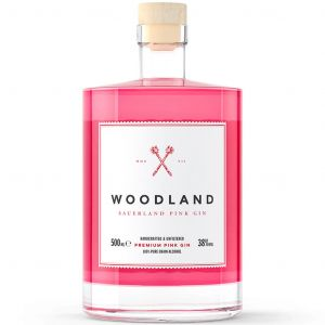 Woodland Pink Gin 50cl
