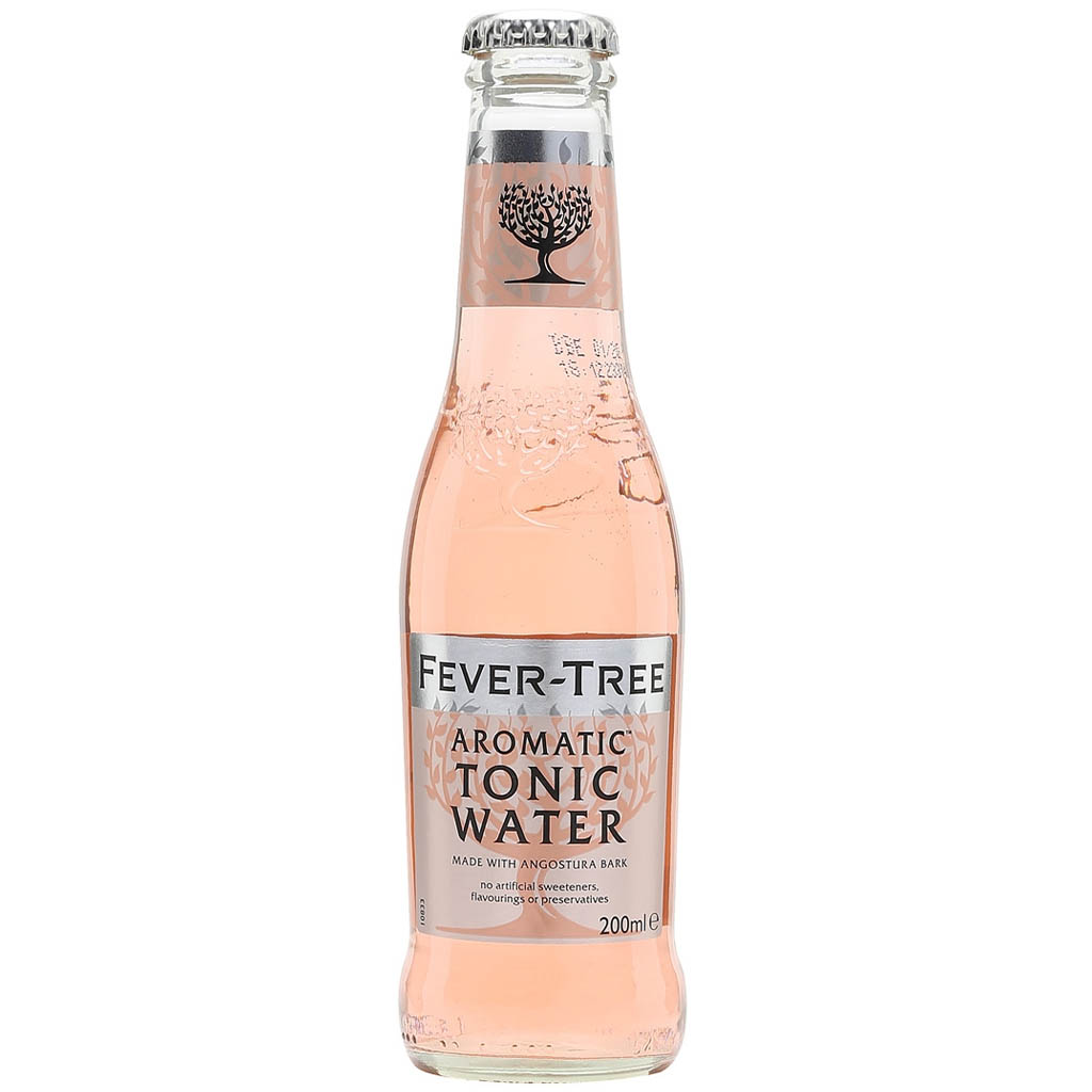 Fever-Tree Aromatic Tonic Water 200ml