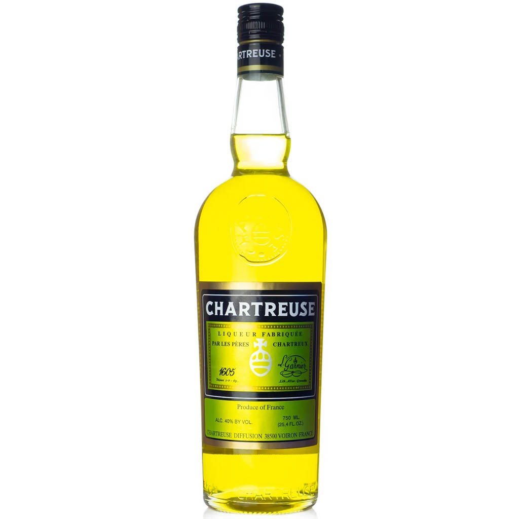 Yellow Chartreuse Likeur 70cl