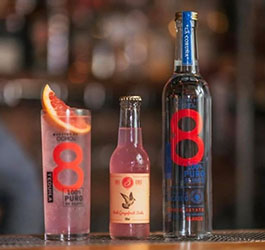 Klassieke cocktail - Paloma