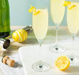 Wine Cocktail - French 75