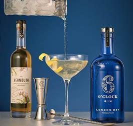 Klassieke cocktail - De Martini