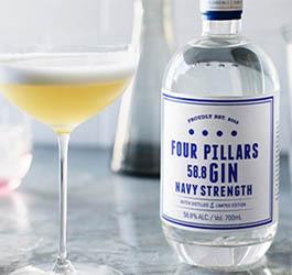 Navy Strength Gin