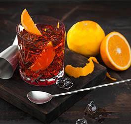 Klassieke cocktail - De Negroni