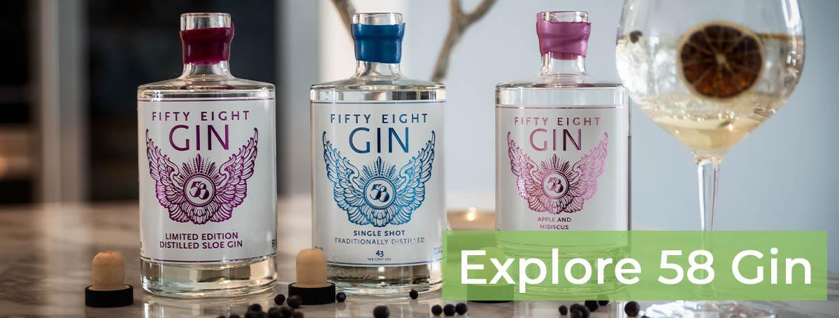 Explore 58 Gin