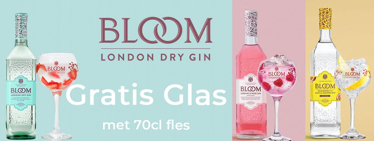 Bloom Gratis Glas