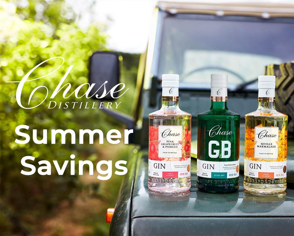 Chase Summer Savings