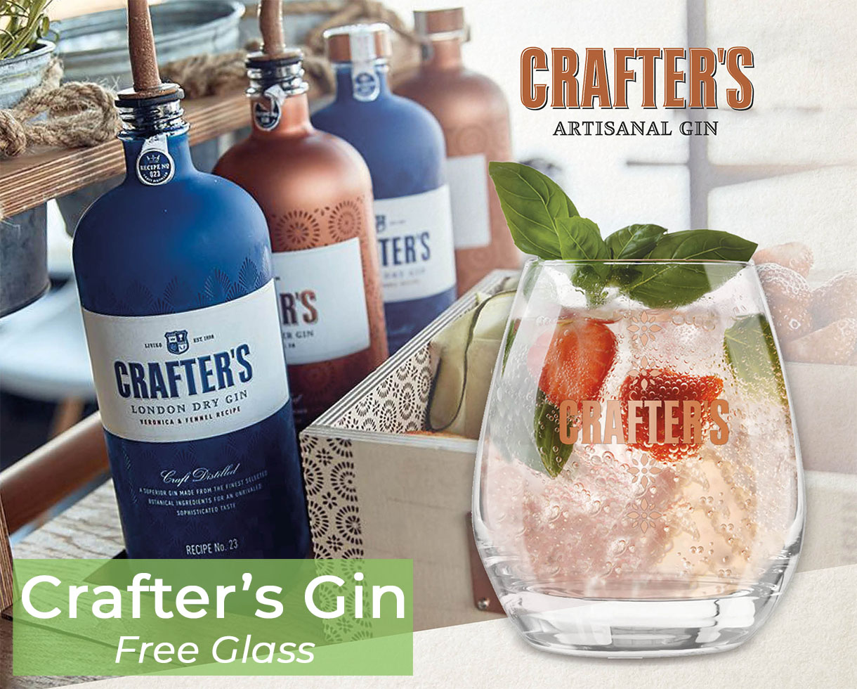 Crafters Free Glass