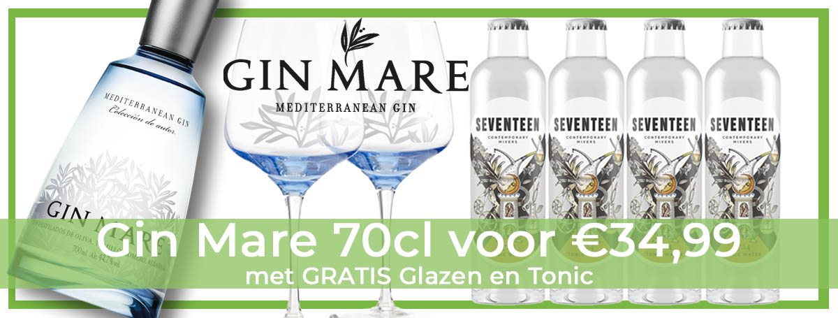 Gin Mare Promo Pack