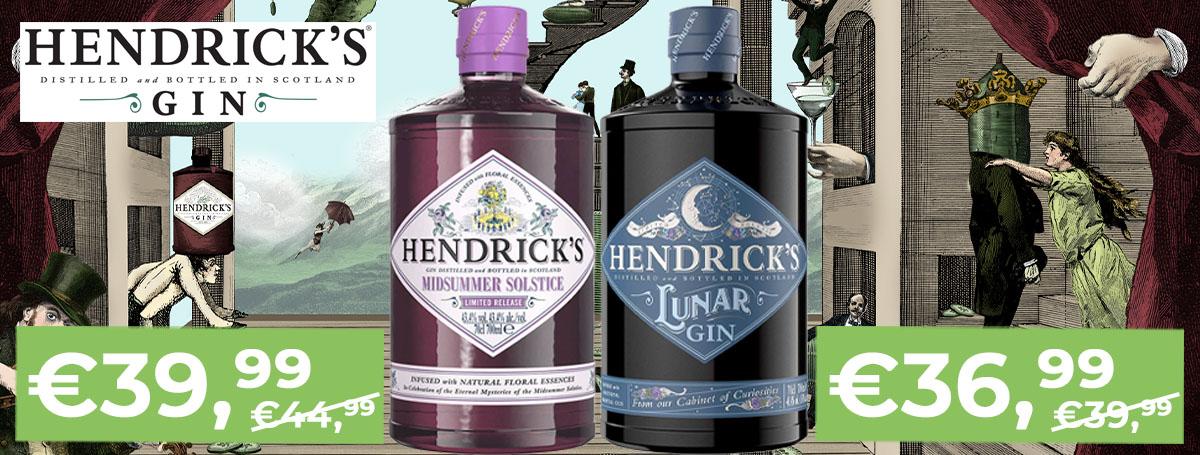 Hendrick's Offers