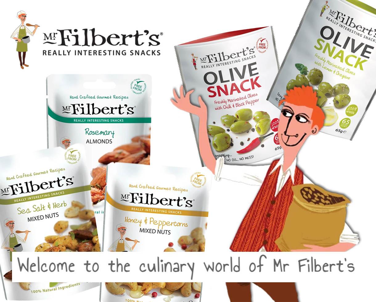 Mr Filbert's Snacks