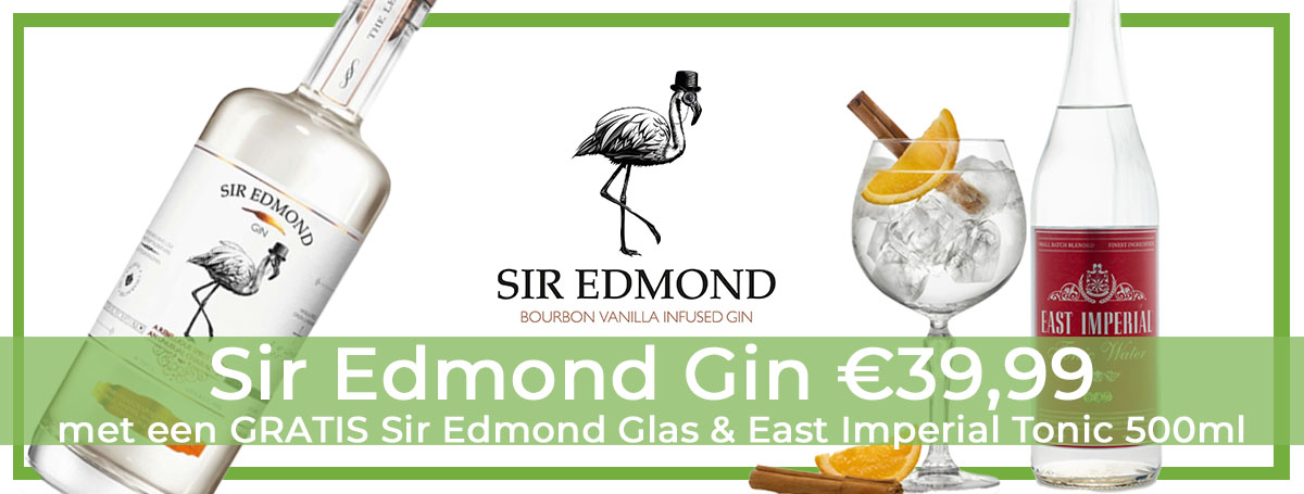 Sir Edmond Gin Promopakket