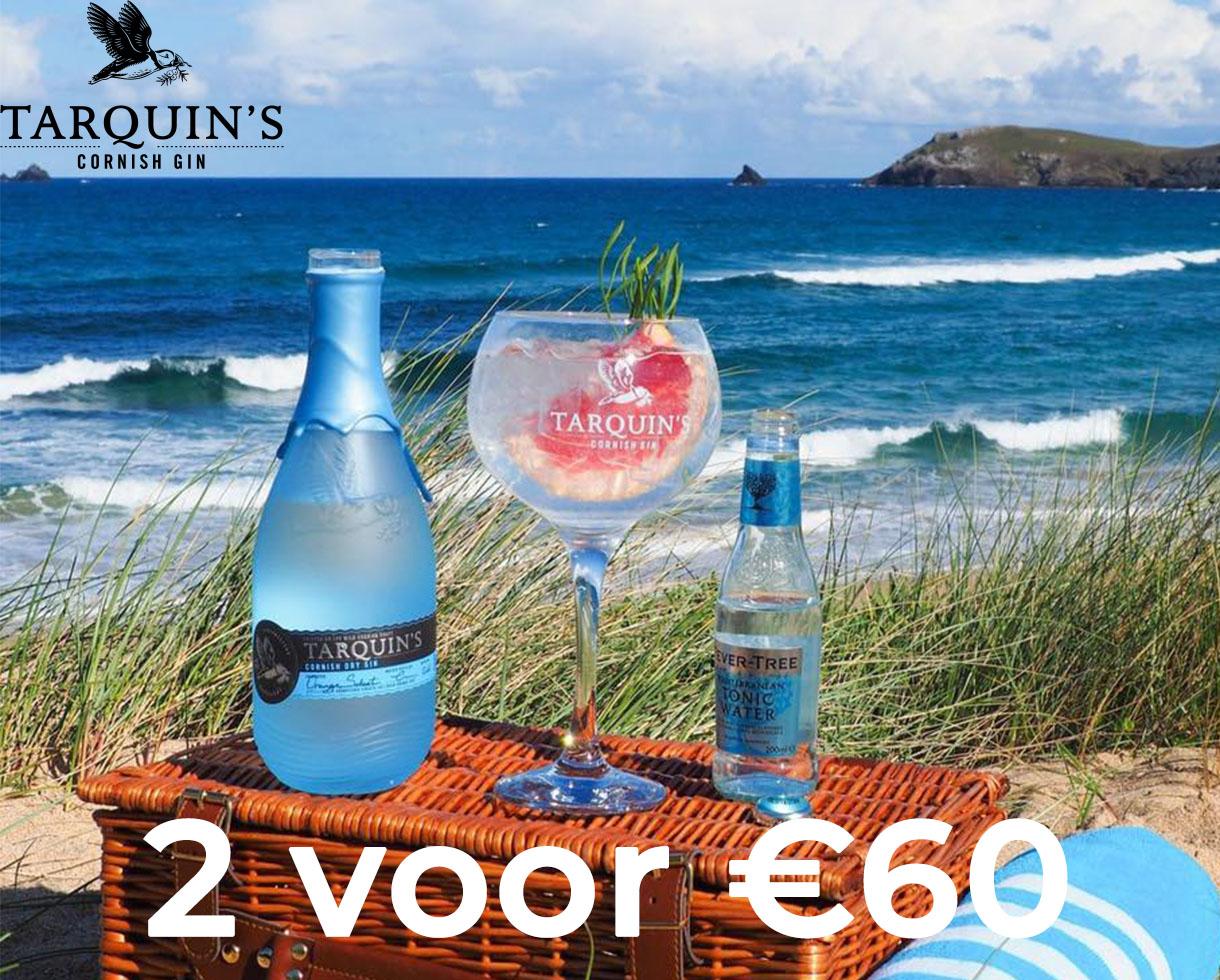 Tarquins 2 voor €60