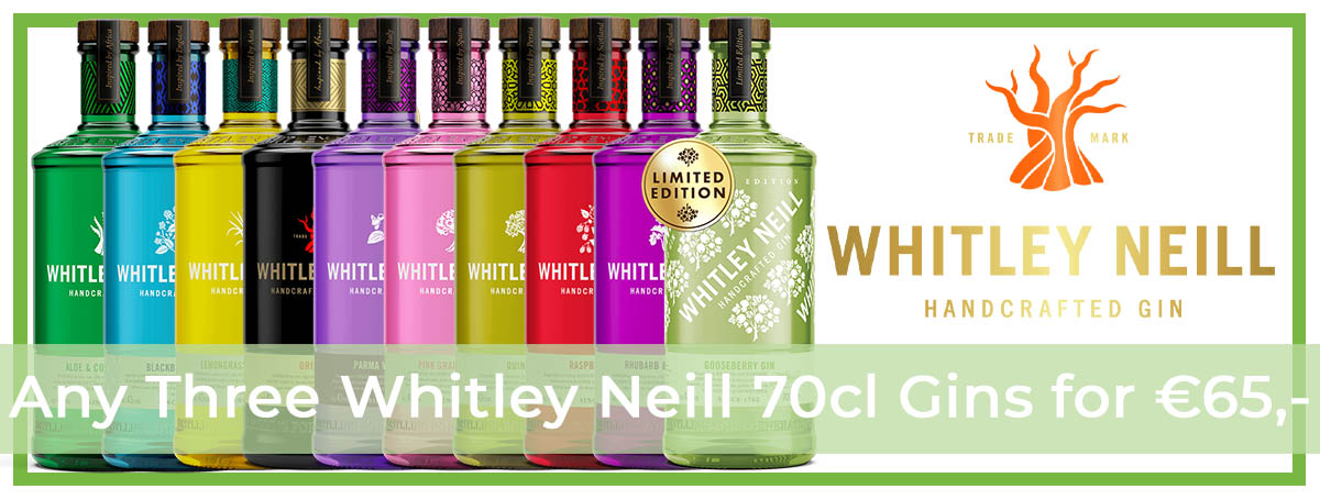 Whitley Neil 3 Gins for €65